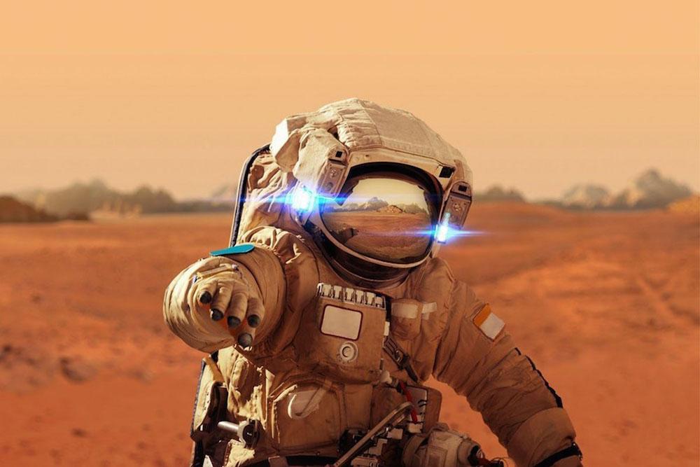 MEF Fakultet - Idemo na Mars 1