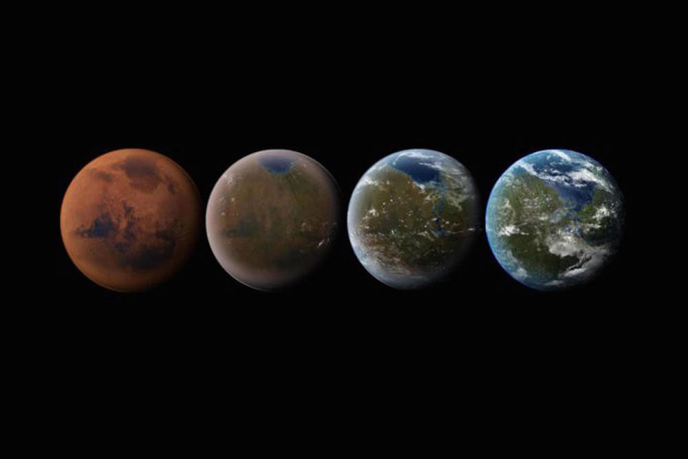 MEF Fakultet - Idemo na Mars 3