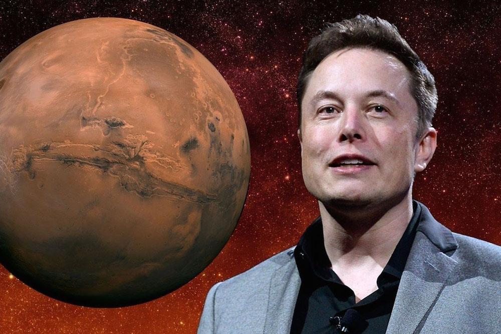 MEF Fakultet - Idemo na Mars 8