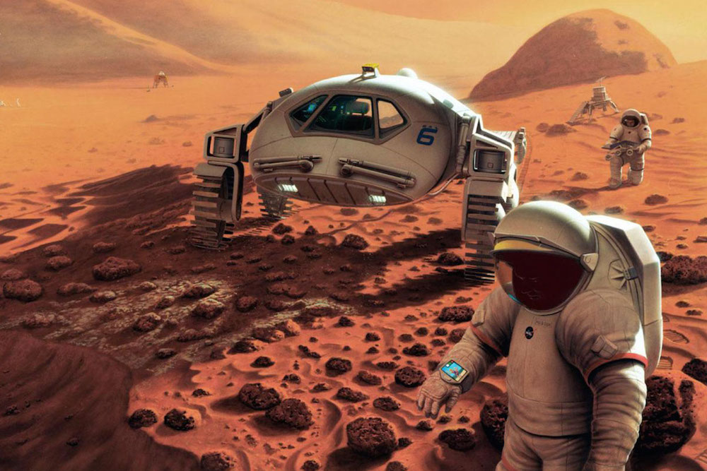 MEF Fakultet - Idemo na Mars 9