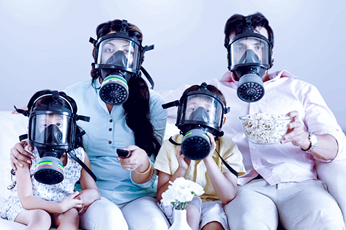 Toksičnost enterijera - Indoor air polution