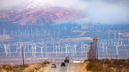<em>Alta Wind Energy Center</em> у Калифорнији са око 1000 мегавата