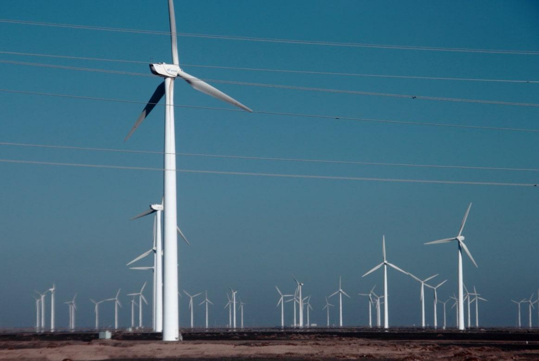 <em>Gansu Wind Farm</em> у Кини са капацитетом од око 6000 мегавата