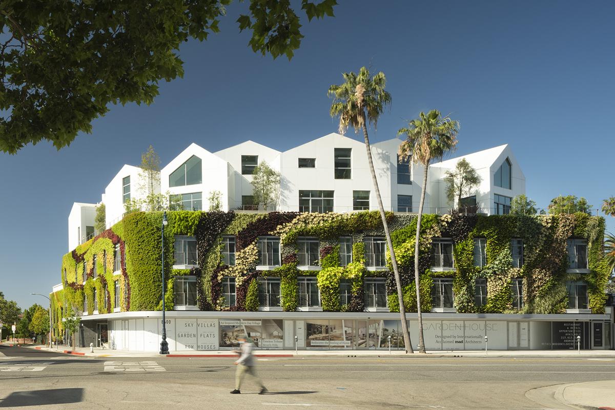 LA, Калифорнија – <em>Gardenhouse</em>