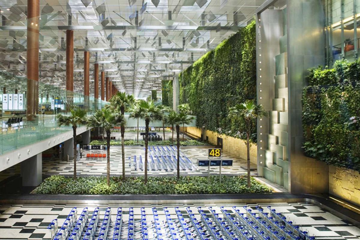 Сингапур – <em>Changi</em> Аеродром, терминал 3