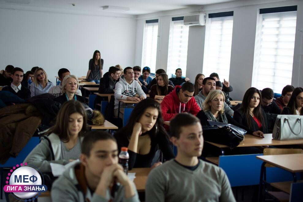 MEF Fakultet - liga znanja 5