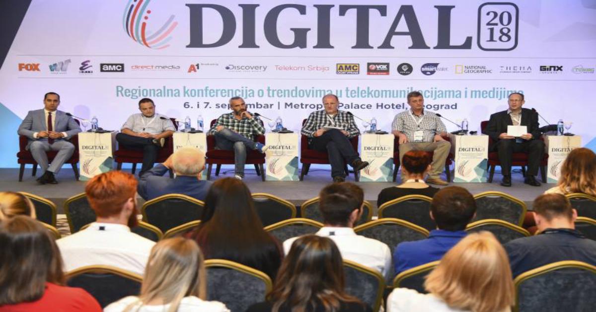 Сјајни утисци с конференције DIGITAL2018