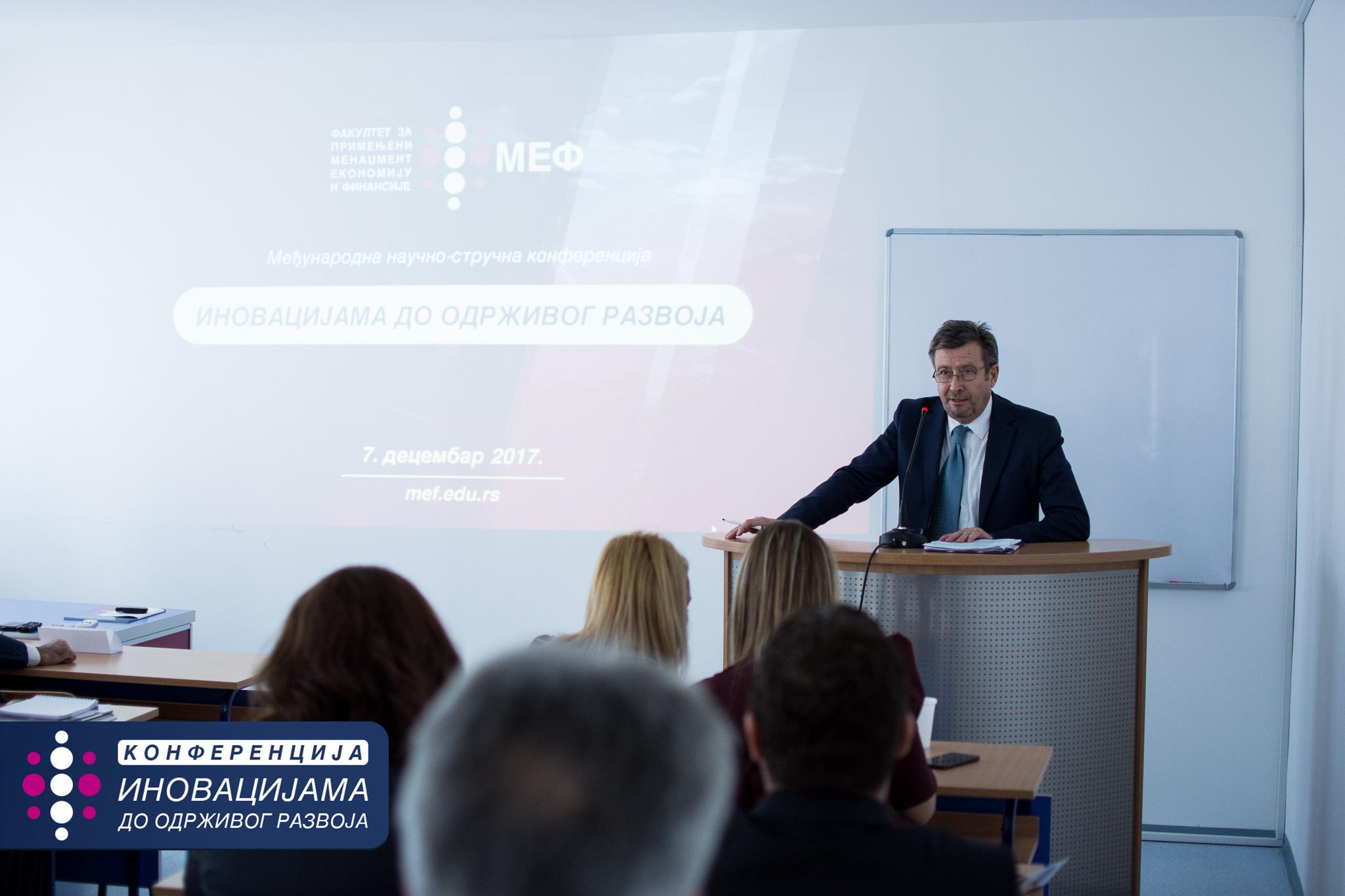 Miodrag Brzakovic - MEF Fakultet