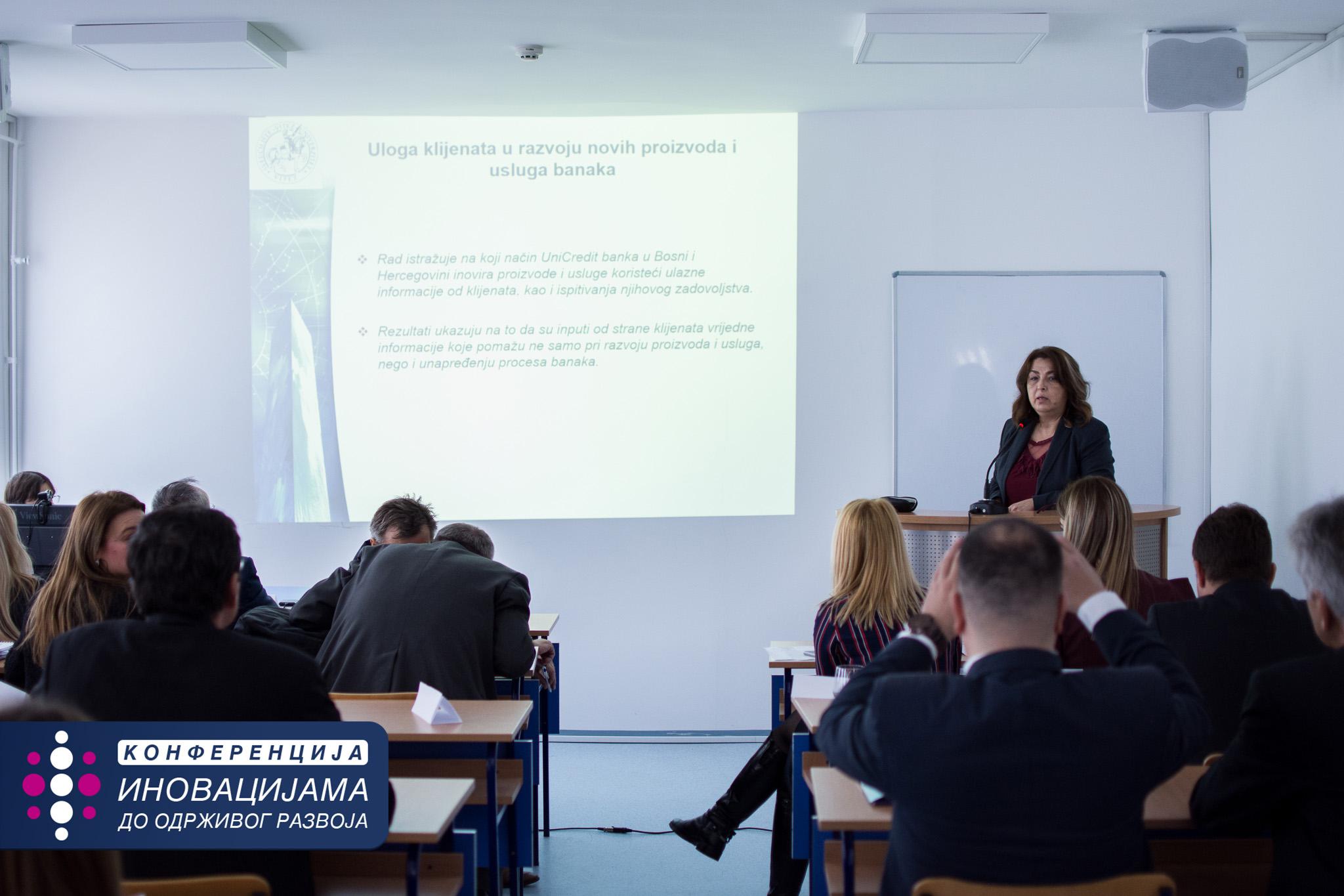 Jamila Jaganjac - Univerzitet Vitez - MEF Fakultet