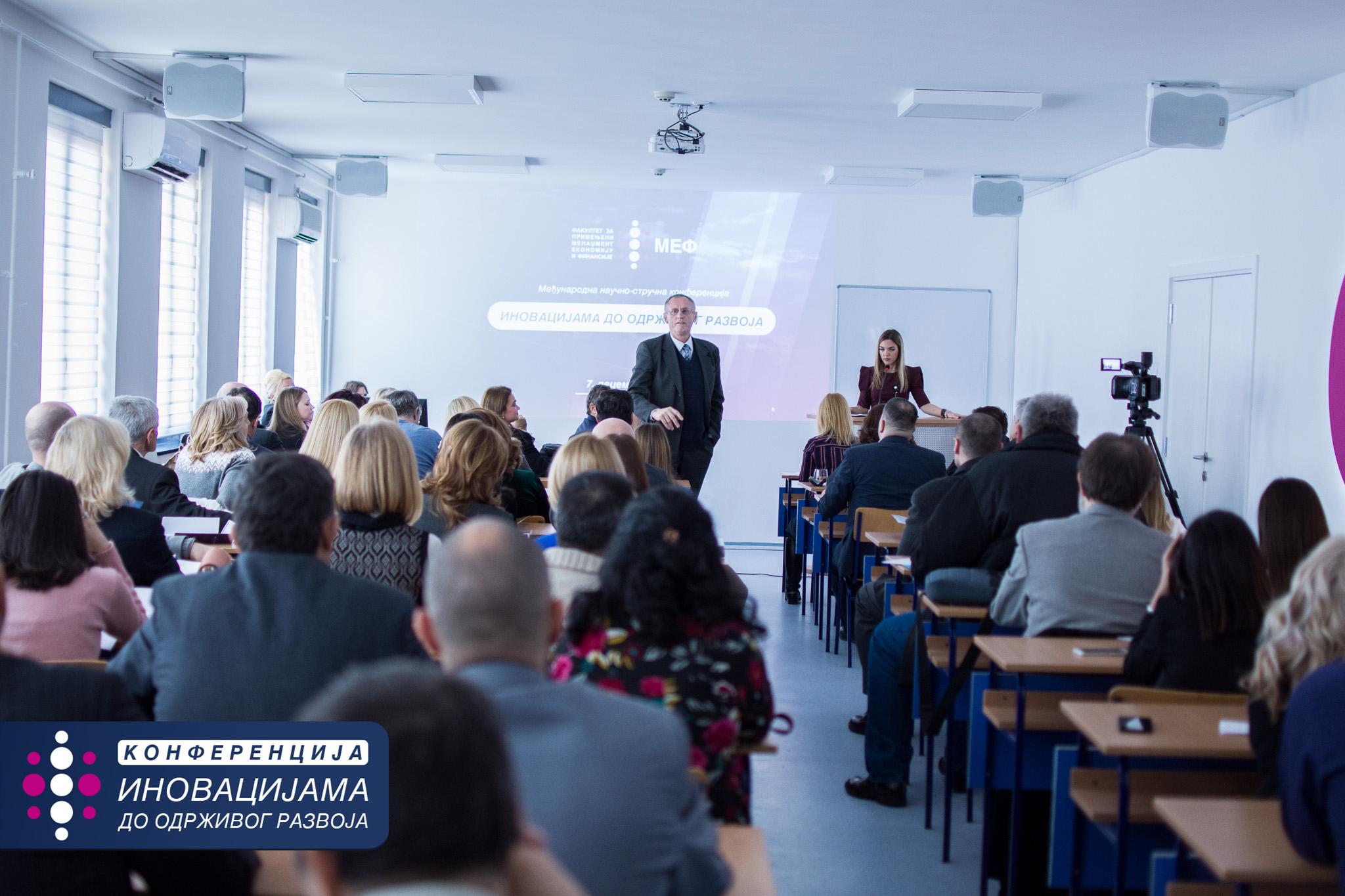 MEF Fakultet - izvestaj sa konferencije 31