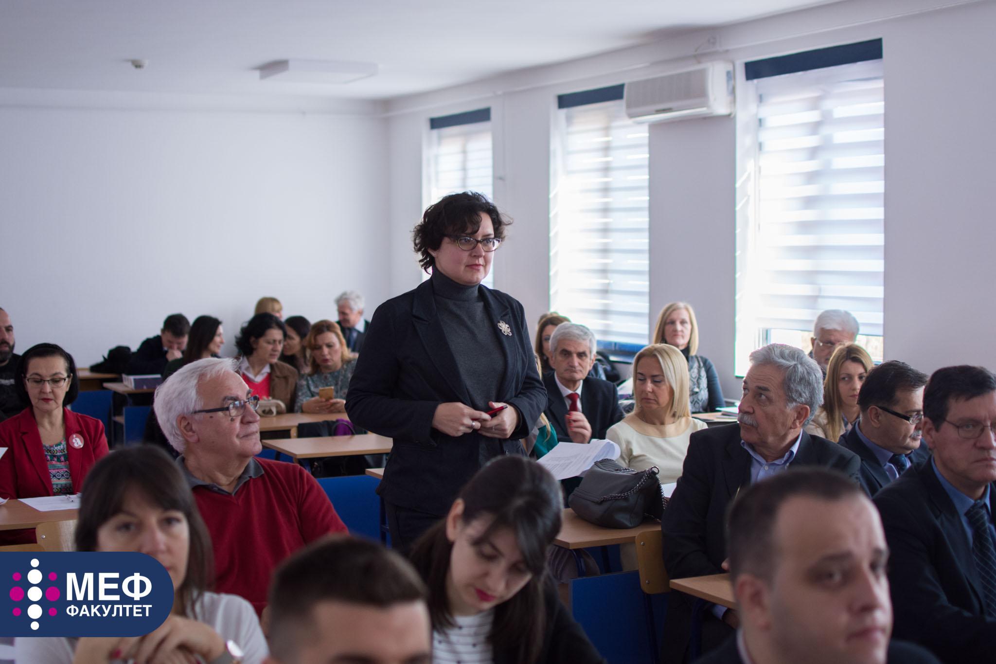 MEF Fakultet - izvestaj sa konferencije 13