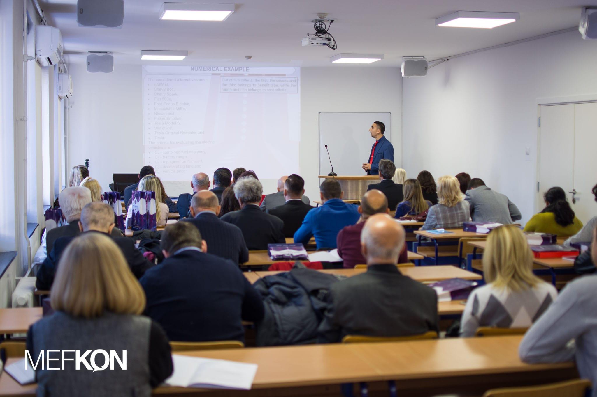 MEF Fakultet - izvestaj sa konferencije 2019 10