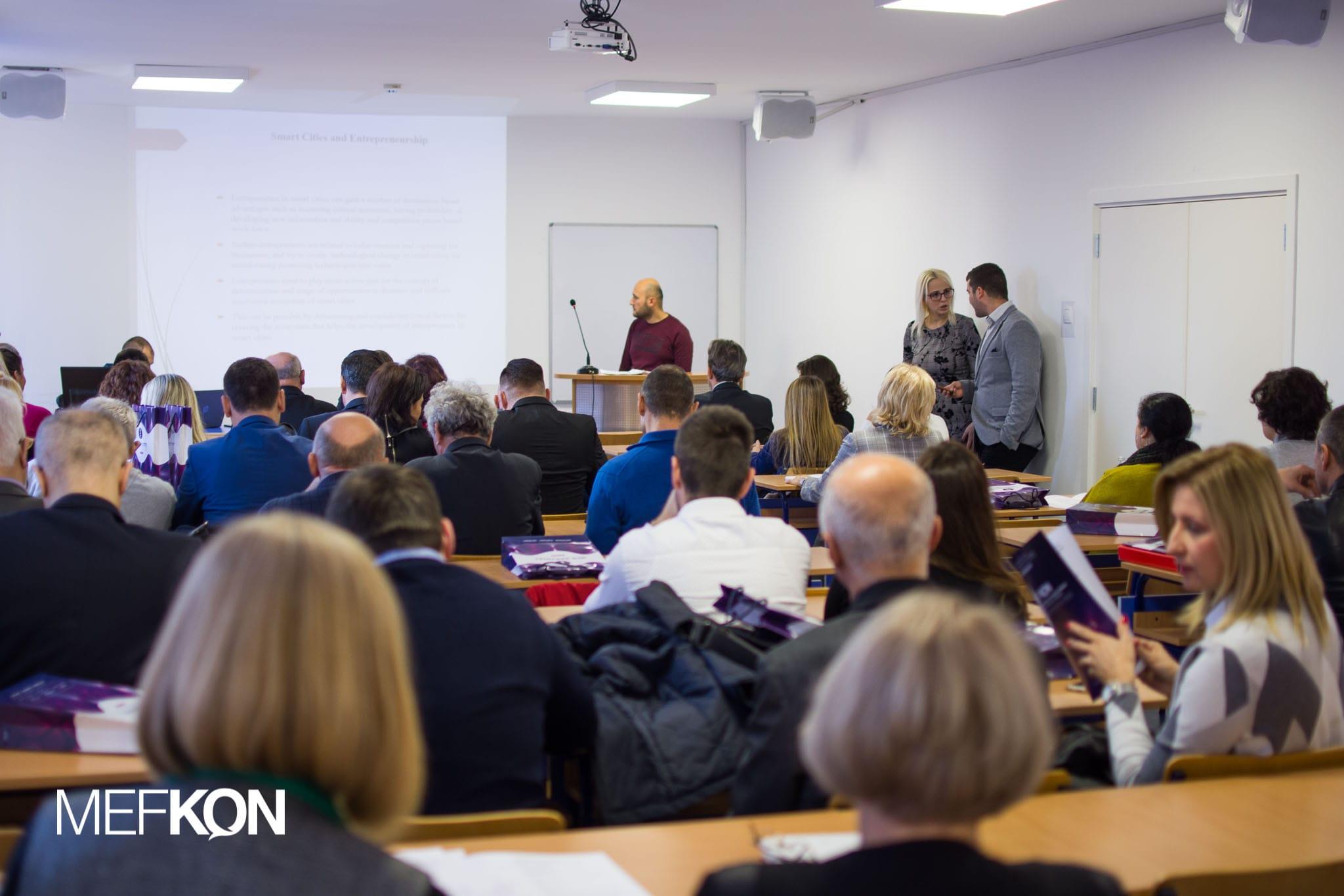 MEF Fakultet - izvestaj sa konferencije 2019 11
