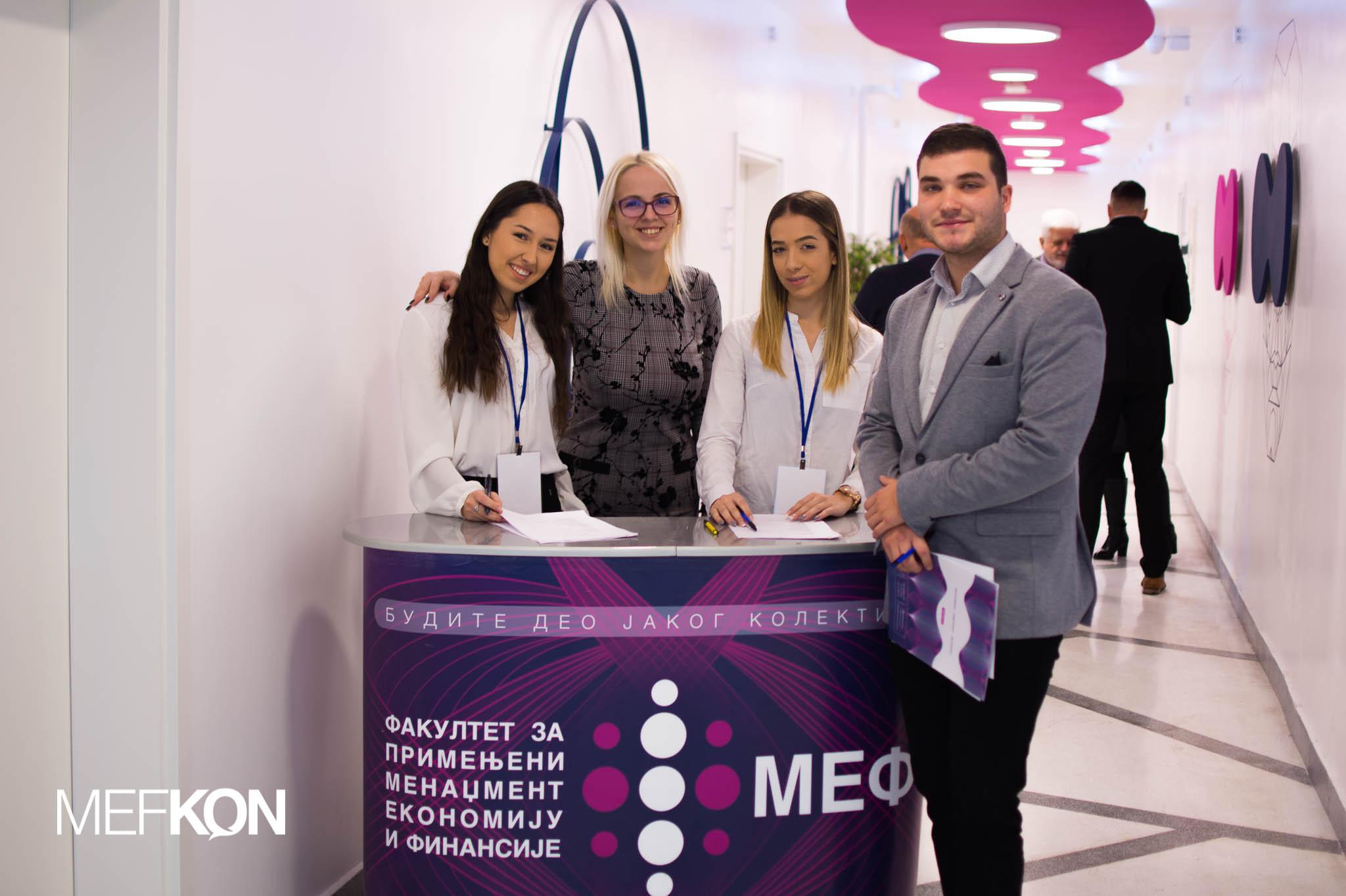 MEF Fakultet - izvestaj sa konferencije 2019 2