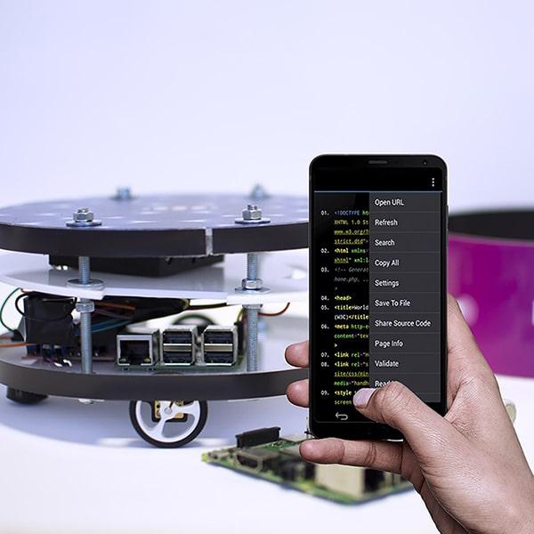 MEF Fakultet - Inovacioni centar - Robot