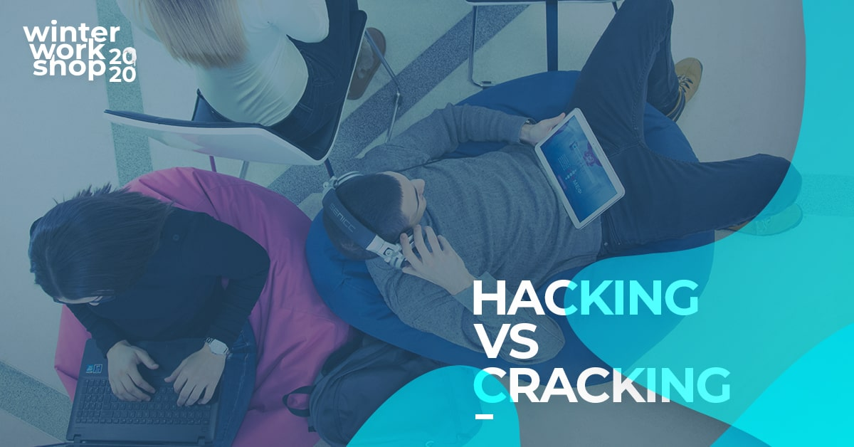 МЕФ Факултет - Зимске креативне радионице - Hacking vs Cracking
