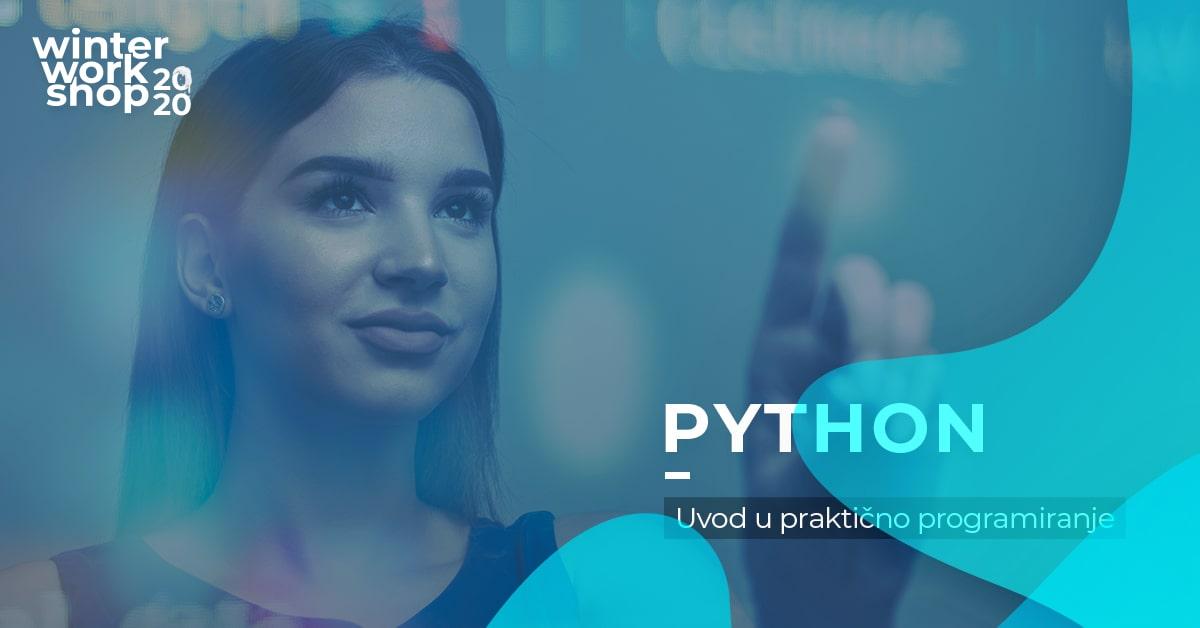 МЕФ Факултет - Зимске креативне радионице - Python
