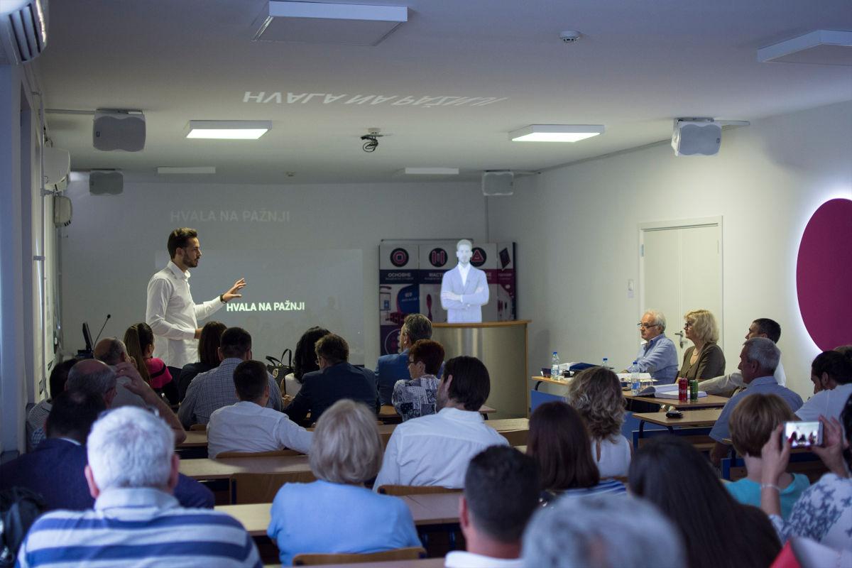 MEF Fakultet - Aleksandar Brzakovic - Doktorska disertacija
