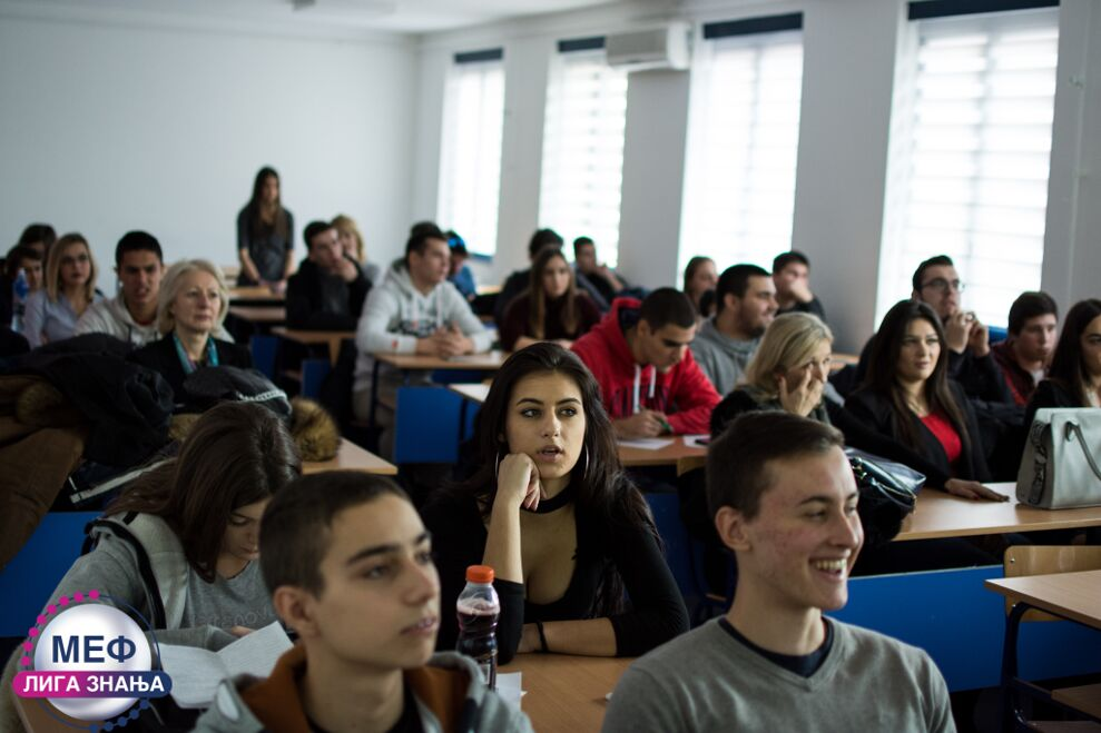 MEF Fakultet - liga znanja 3
