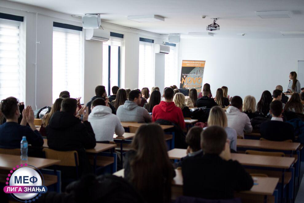 MEF Fakultet - liga znanja 9