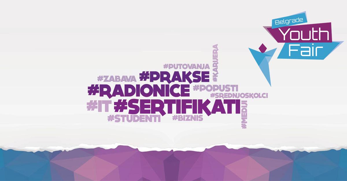 Belgrade Youth Fair 2018 1