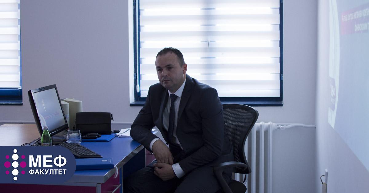 Almir Muhovic - Odbrana doktorske disertacije