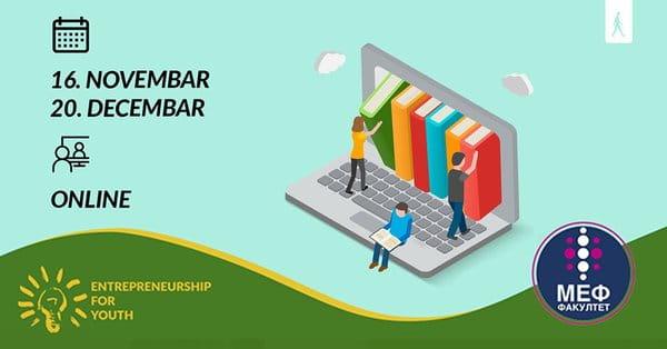 <strong><em>Entreprenuership for youth</em></strong> / Обавештење