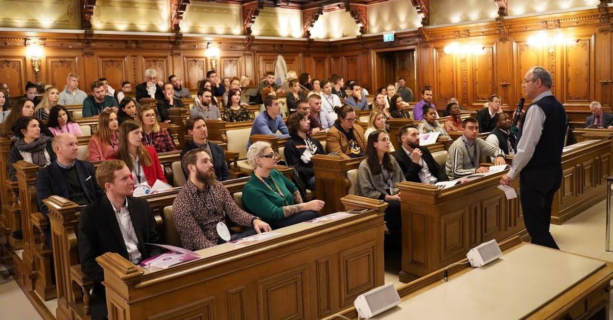 МЕФ факултет - Студенти МЕФ-а на Youth for Innovation у Грацу 7