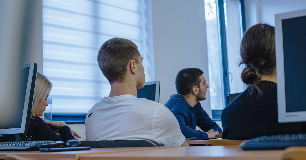 МЕФ факултет - Гостујуће предавање компаније NECTAR 3
