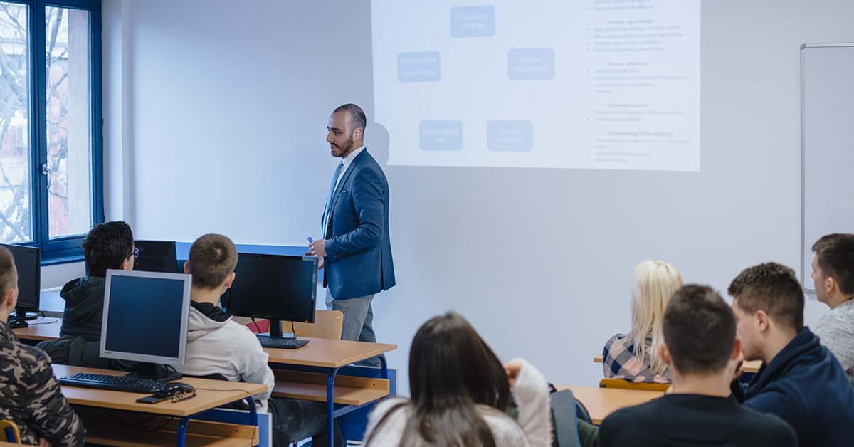 МЕФ факултет - Гостујуће предавање компаније NECTAR 6