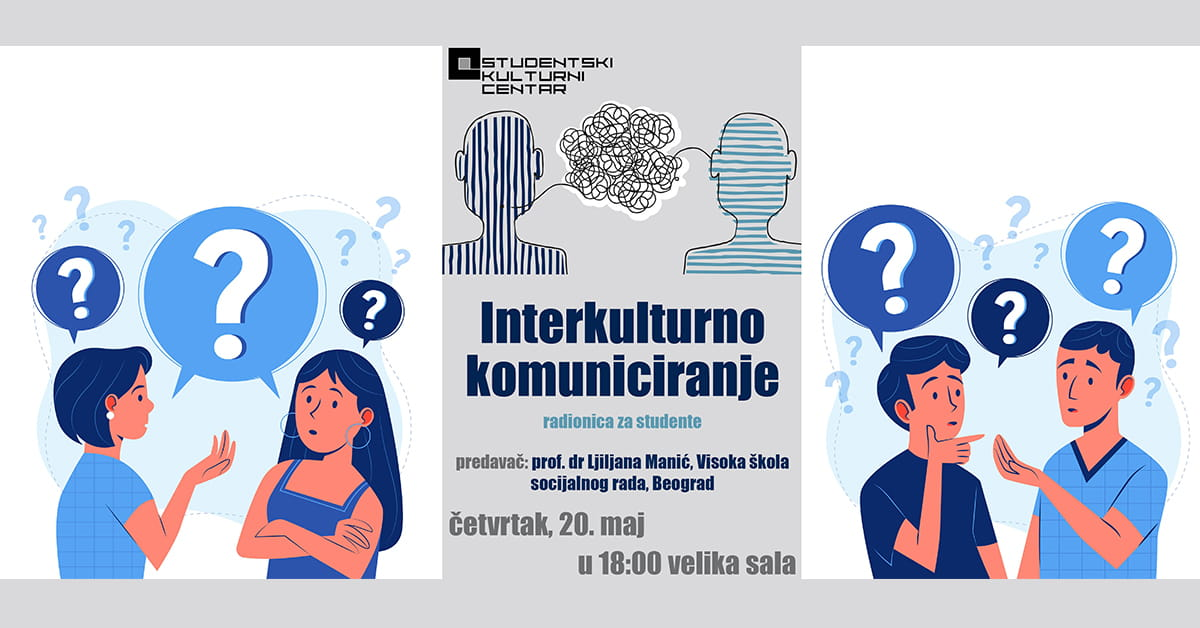 MEF fakultet - Интеркултурно комуницирање