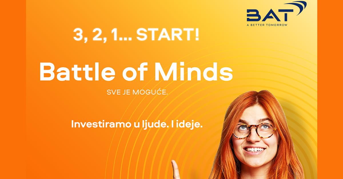 MEF fakultet - Battle of Minds