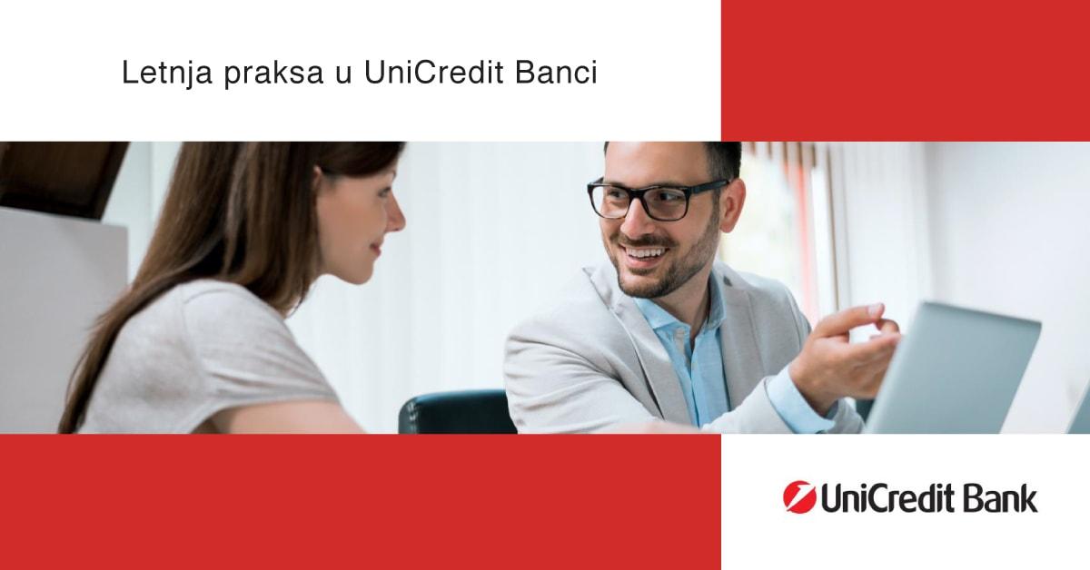 MEF Fakultet - Unicredit Banka Praksa