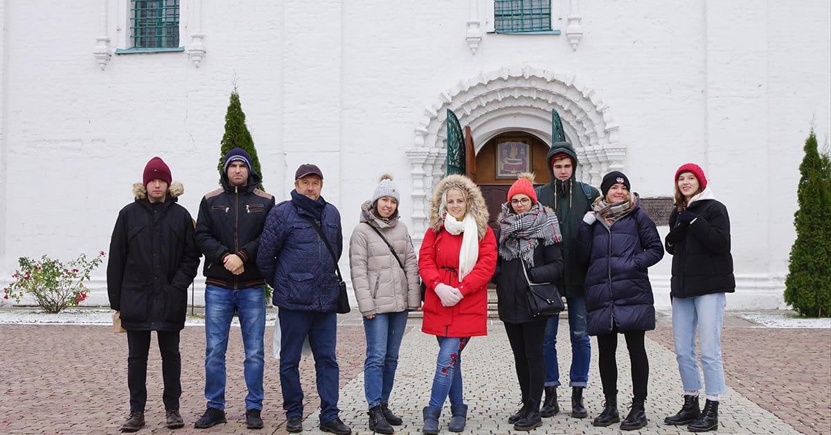 МЕФ факултет - Извештај Русија