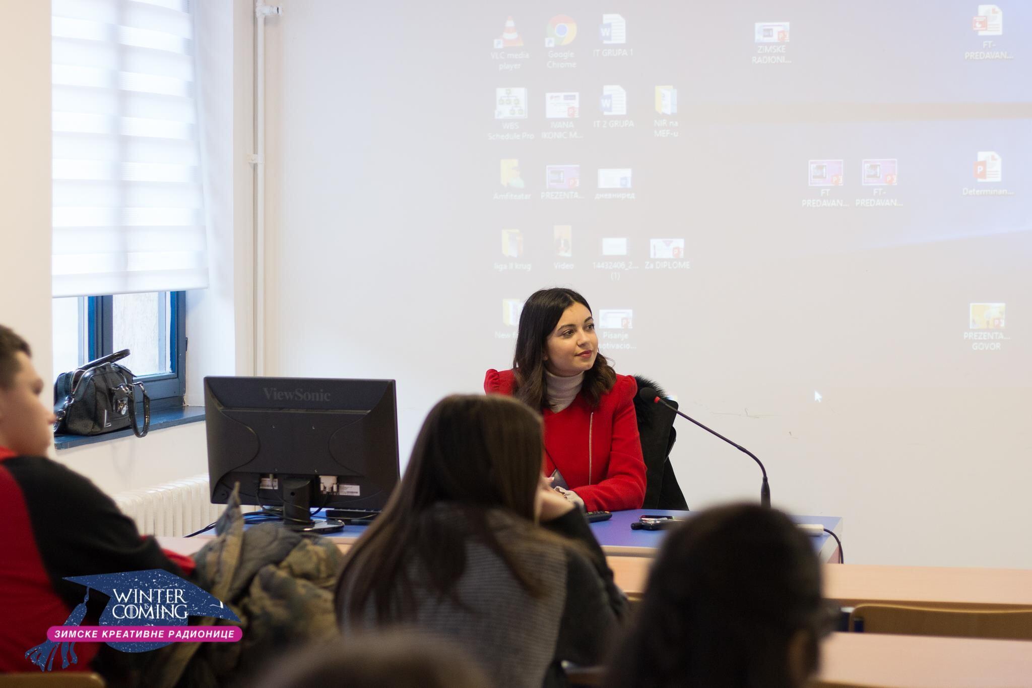 MEF Fakultet - Od konkursa do zaposlenja 3
