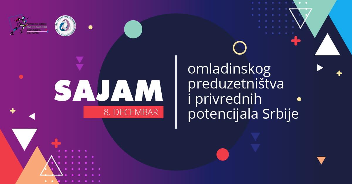 MEF fakultet - Онлајн Сајам омладинског предузетништва и привредних потенцијала Србије