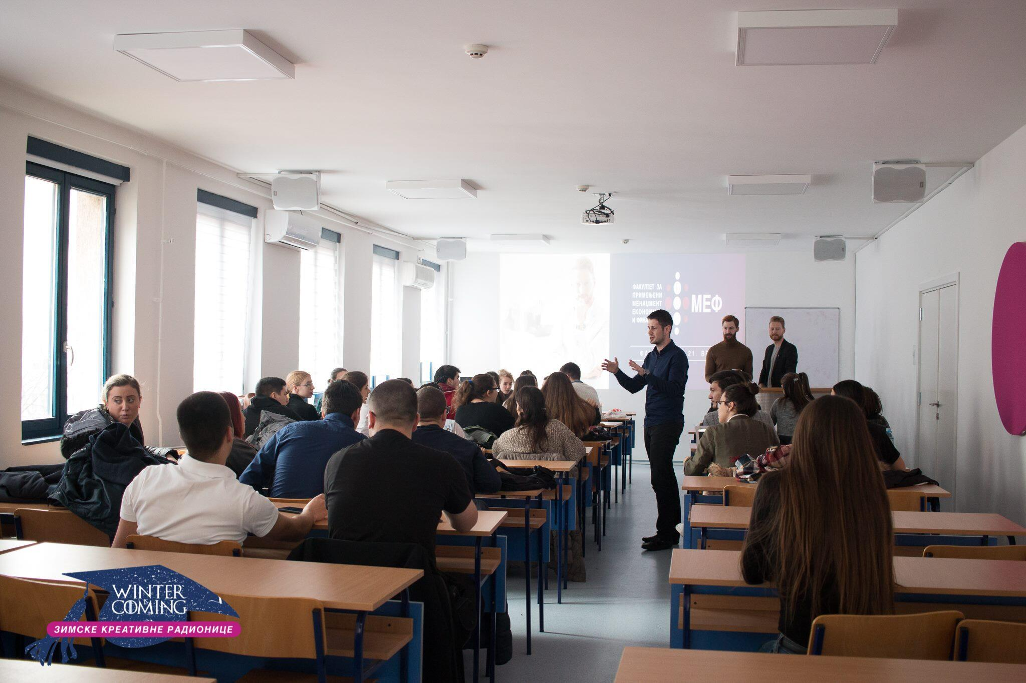 MEF Fakultet - Freelancing