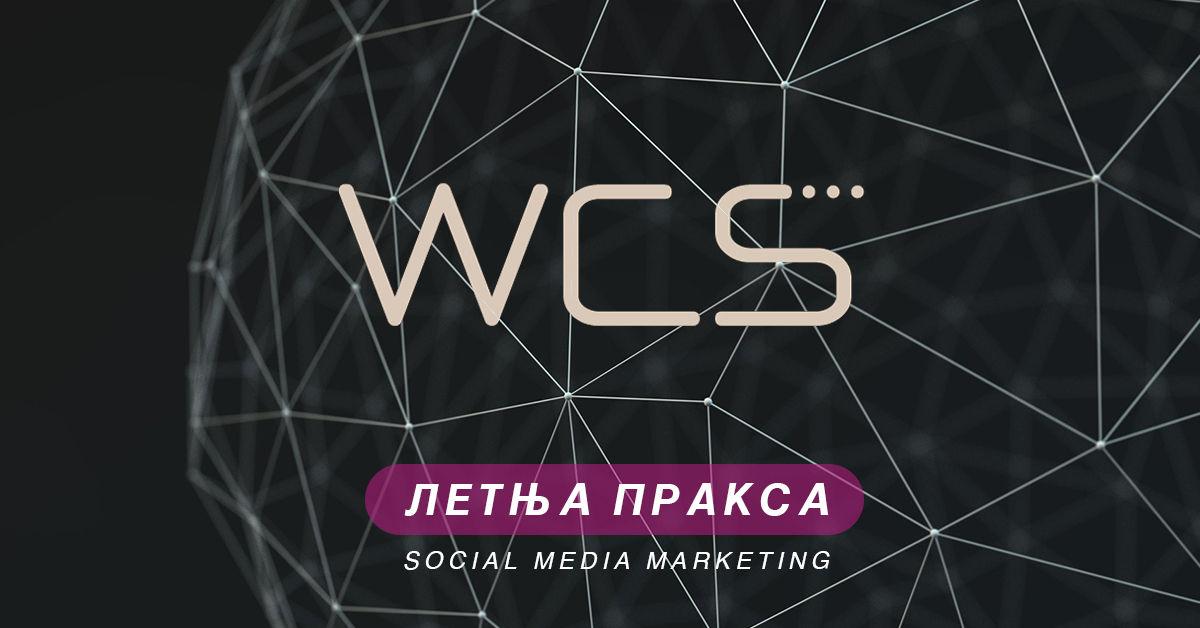 <a class='mef_link_blue' href='http://www.mef.edu.rs/sr/obavestenja/novosti/social-media-marketing' target='_blank'>                           <div>Social media marketing</div>                           <div class='mali_opis_slider'>Компанија White City Soft  тражи кандидата за неплаћену летњу праксу у периоду од<br />2 до 3 месеца са могућношћу запослења након праксе.</div></a>