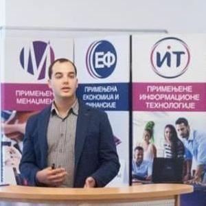 Милош Мастиловић МА