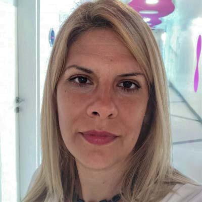 Олгица Милошевић МА