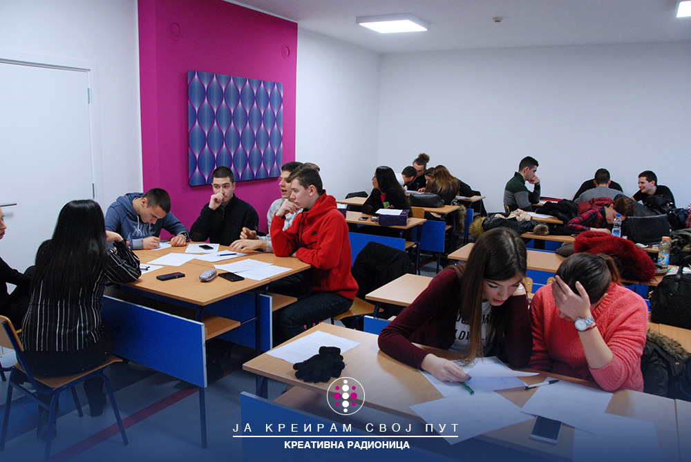 MEF Fakultet - radionica slika