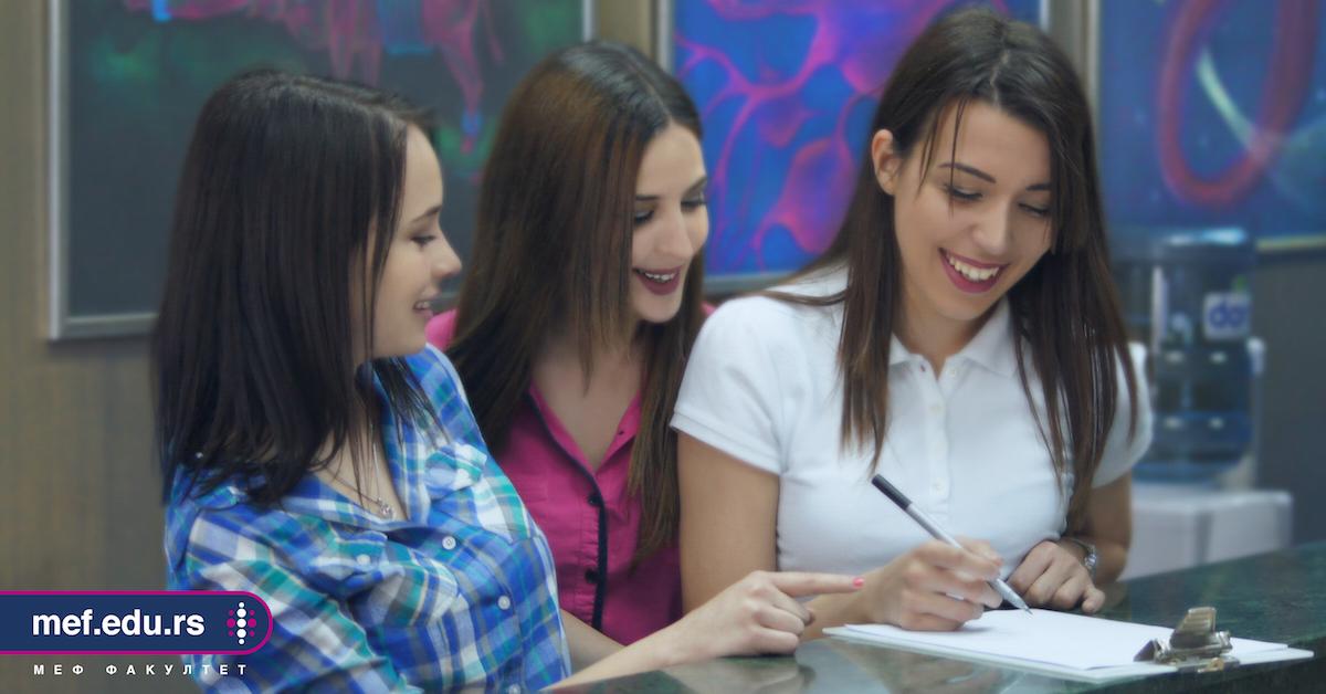 MEF Fakultet - strucna praksa