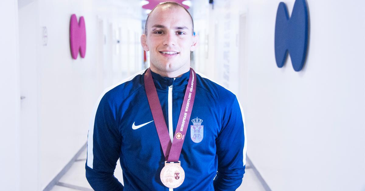 Александар Максимовић – студент Менаџмента