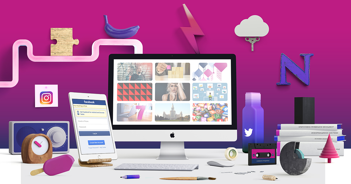 МЕФ Факултет - Internet marketing
